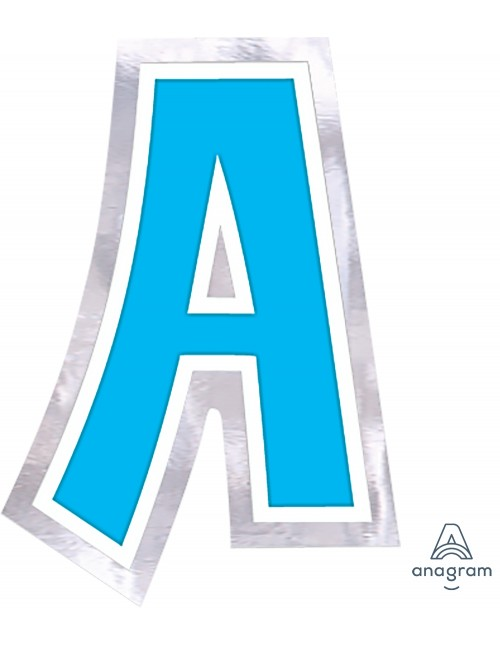 07077 Letter `A`