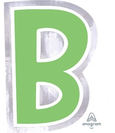 07078 Letter `B`