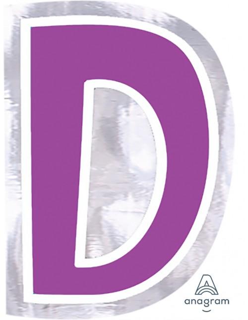 07080 Letter `D`