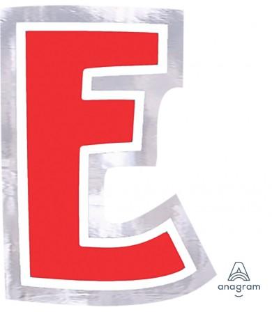 07081 Letter `E`