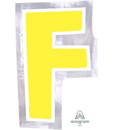 07082 Letter `F`