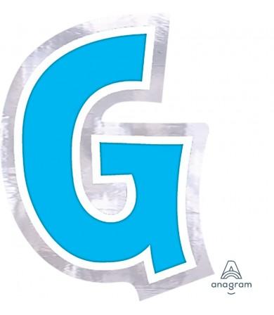 07083 Letter `G`