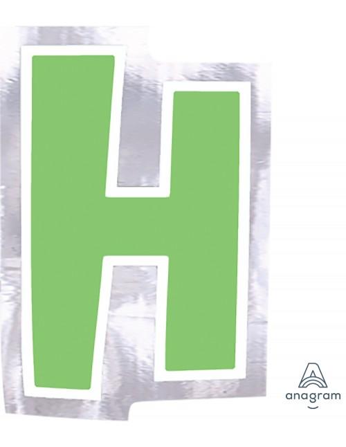 07084 Letter `H`