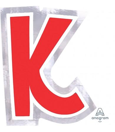 07087 Letter `K`