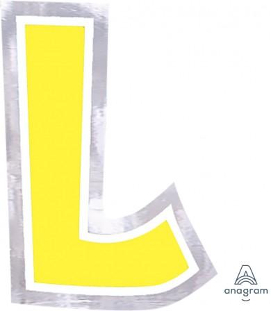 07088 Letter `L`