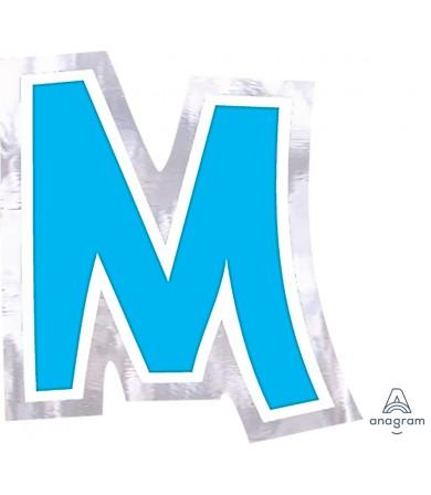 07089 Letter `M`