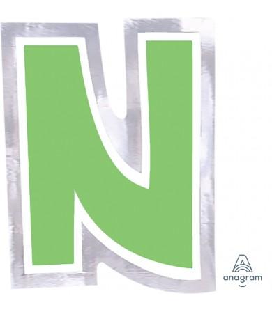 07090 Letter `N`