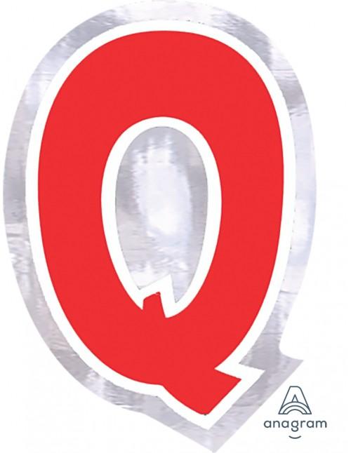 07093 Letter `Q`