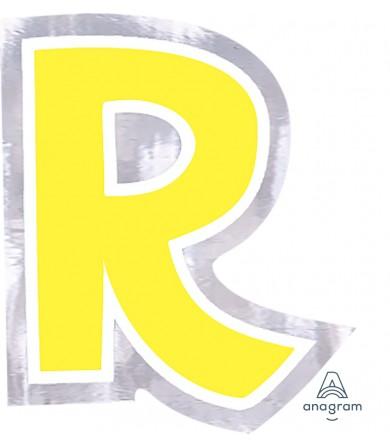 07094 Letter `R`