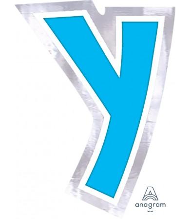 07101 Letter `Y`