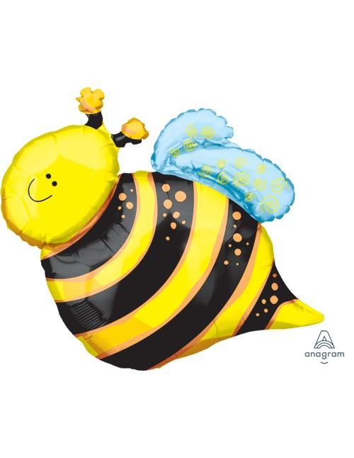 04745 Happy Bee - SuperShape