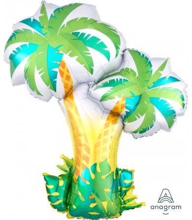 37116 Tropical Palm Trees - SuperShape