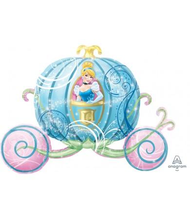 26463 Cinderella Carriage - SuperShape