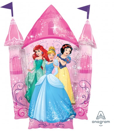 33528 Multi-Princess Castle - SuperShape