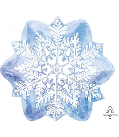 "A111010 Let It Snow (18"")"