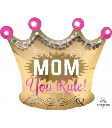 "39210 Mom You Rule (20"")"