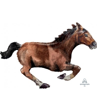 39543 Galloping Horse - SuperShape