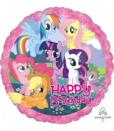 "27080 My Little Pony Birthday (18"")"