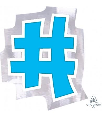 07113 Symbol `#`