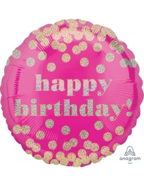 """33809 Happy Birthday Dotty (18"""")"""