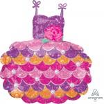30804 Party Dress - SuperShape