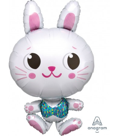 38775 Funny Bunny - SuperShape