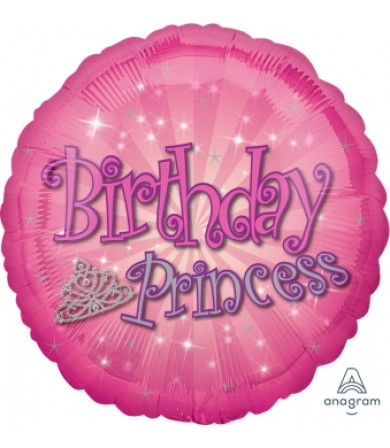 "25894 Birthday Princess (18"")"