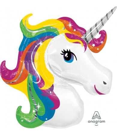 31299 Rainbow Unicorn - SuperShape