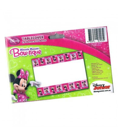 Minnie Mouse Table Cover - 069032