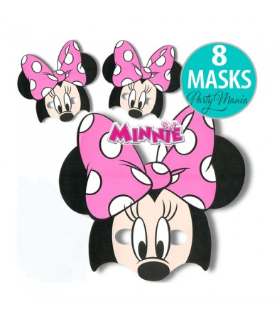 Minnie Mouse Party Mask - 069049