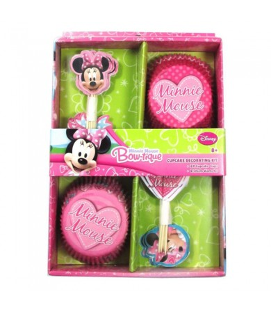Minnie Mouse Cupcake Kit - 069896