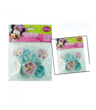 Minnie Mouse Party Ring - 069070
