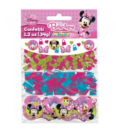 Minnie Mouse Value Confetti - 366597
