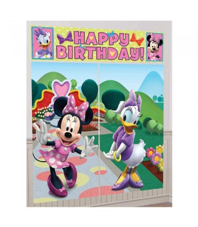Minnie Mouse Scene Setter - 679613