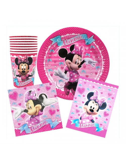 Minnie Mouse Party Pack Kit Set - 069018