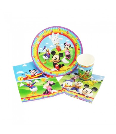 Mickey Mouse Party Pack - 068455
