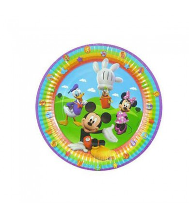 Mickey Mouse Plate 23cm - 068400
