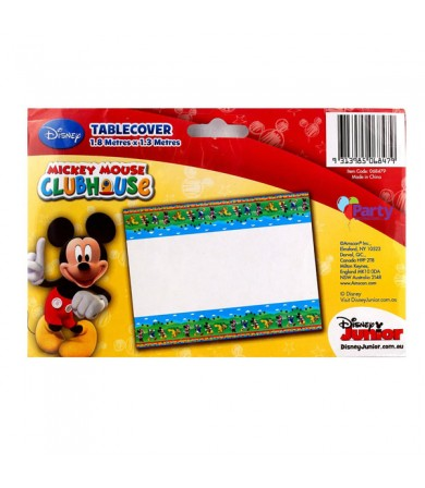 Mickey Mouse Table Cover - 068479