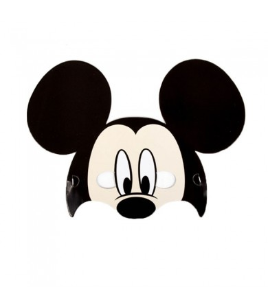 Mickey Mouse Mask - 068486