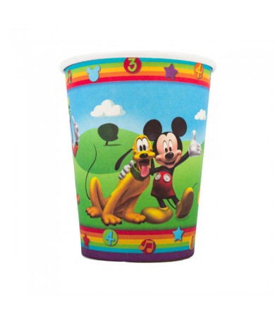 Mickey Mouse Cup 266ml - 068417