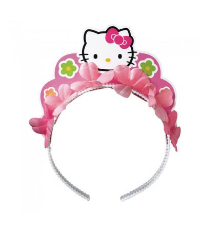 Hello Kitty Tiara Paper - 258230