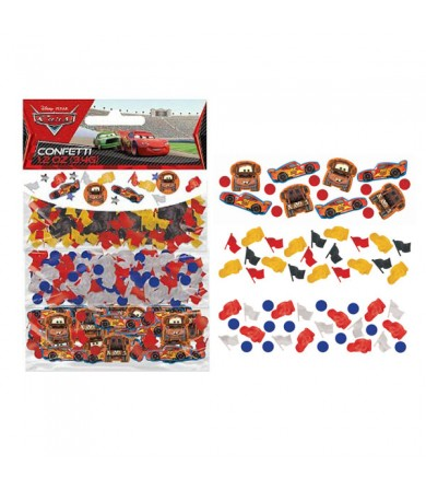 Cars Value Confetti - 369592
