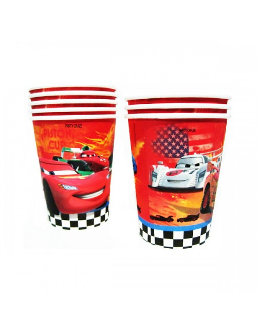 Cars Party Cup 266ml - 068219