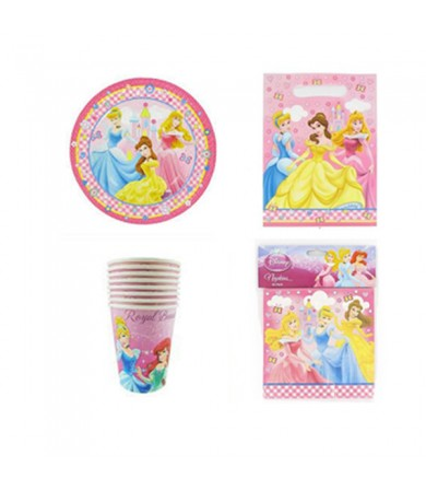 Princess Party Pack Kits - 067885