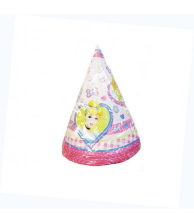 Princess Party Hats - 067915