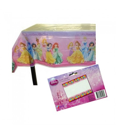 Princess Table Cover - 070281