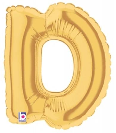 "14904 Letter -D- (7"")"