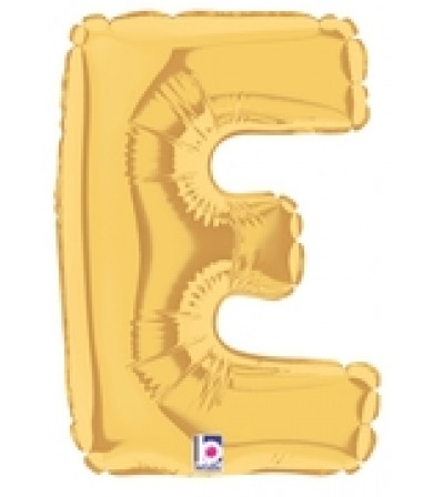 "14905 Letter -E- (7"")"