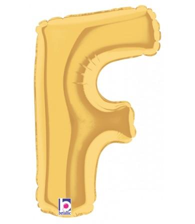 """14906 Letter -F- (7"""")"""