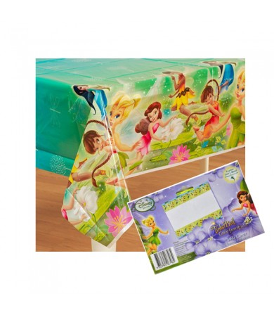 Disney Fairies Tinkerbell Table Cover - 067984